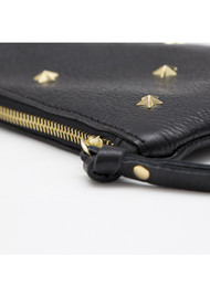 MERCULES Star Pouch Wallet - Black
