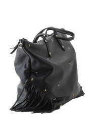MERCULES Carpenter Fringes Bag - Black