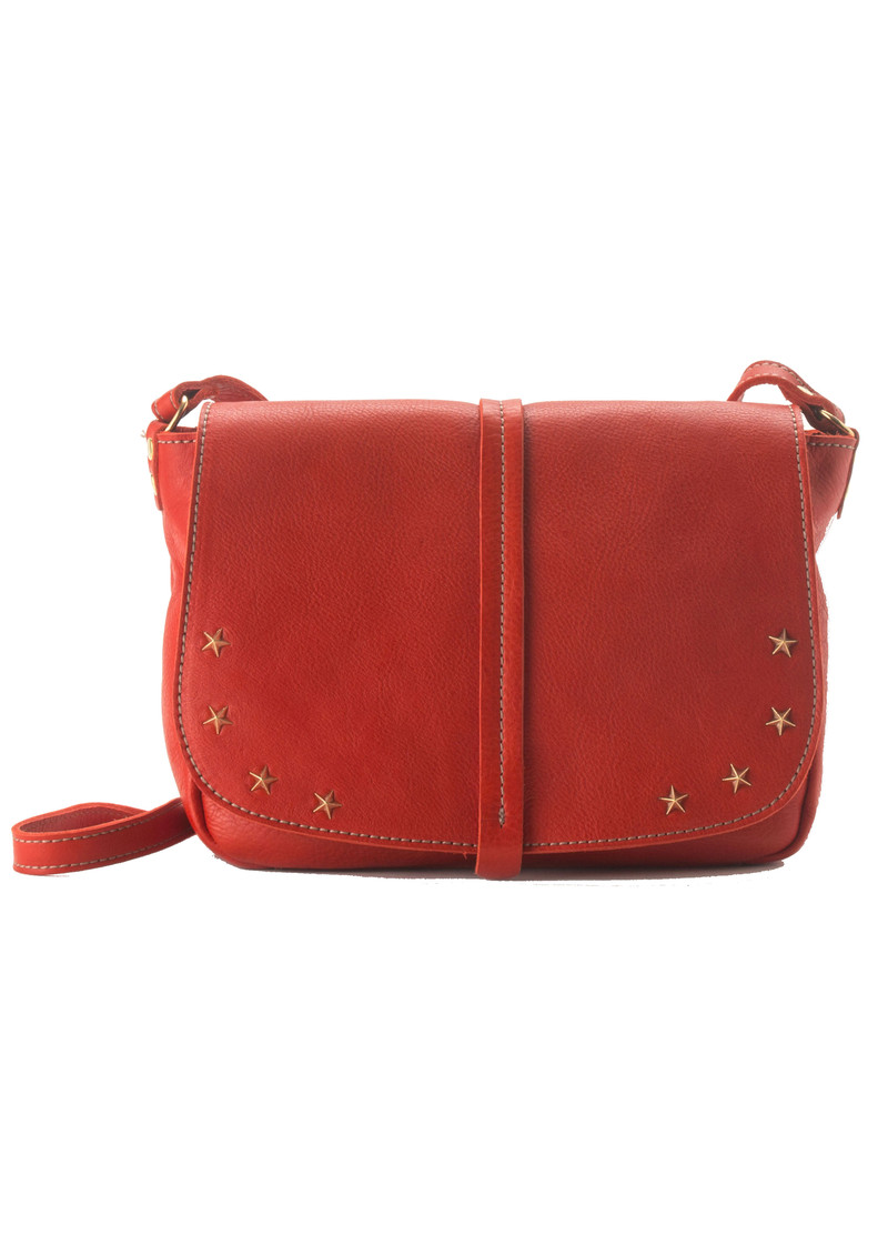 MERCULES Greyhound Bag - Red main image