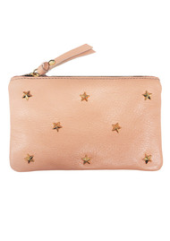 MERCULES Star Pouch Wallet - Pink