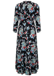 RIXO London Katie Midi Dress - 30s Bunch Floral