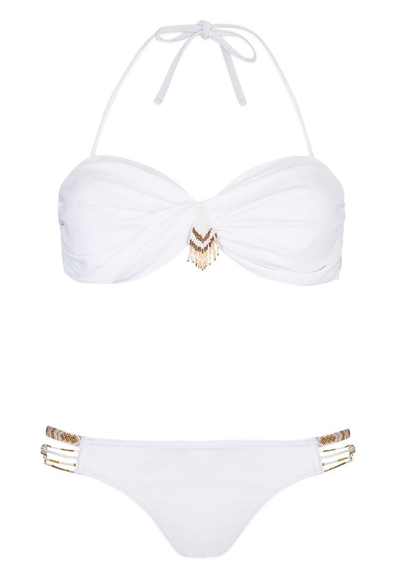 965fa78cd9 HIPANEMA MySwim Bikini Set - White main image ...