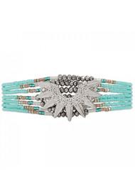 HIPANEMA Marlowe Bracelet - Turquoise