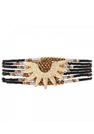 HIPANEMA Marlowe Bracelet - Black
