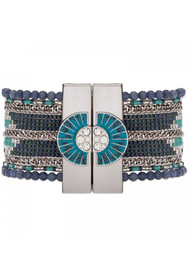HIPANEMA Eternity Bracelet - Navy