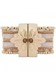 HIPANEMA Eternity Bracelet - White