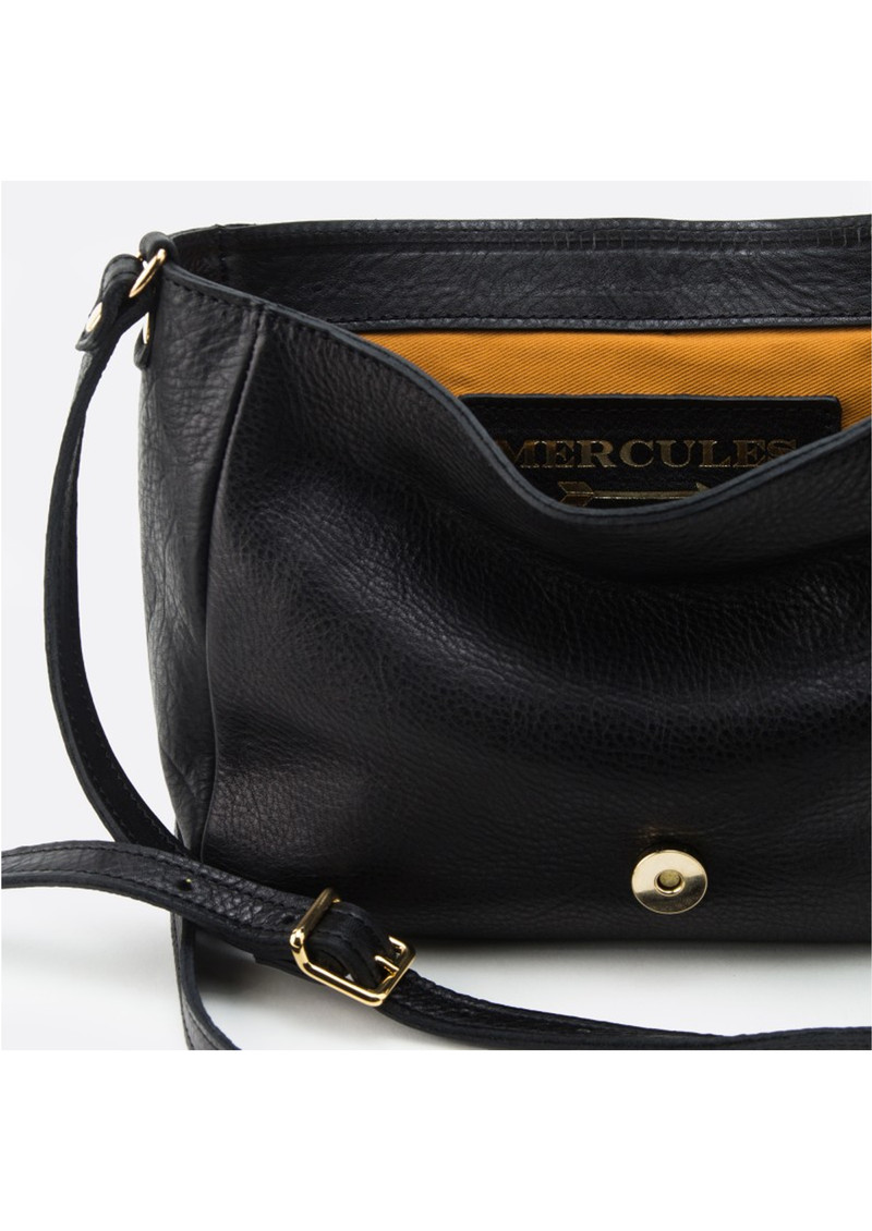 MERCULES Greyhound Bag - Black main image