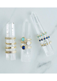 ANNA BECK Complete Ring - Gold
