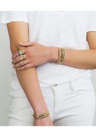 ANNA BECK Adventure Cuff - Gold