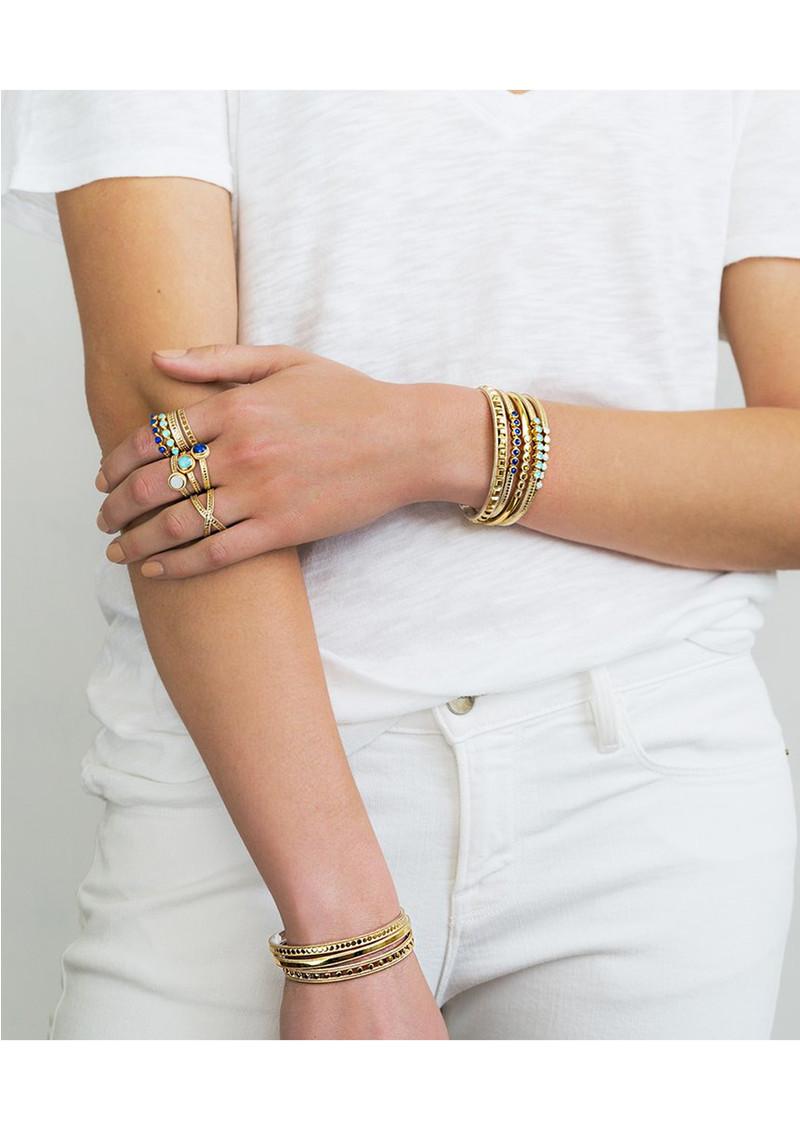 ANNA BECK Strong Cuff - Gold main image