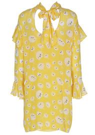 CUSTOMMADE Kenzie Dress - Yarrow Yellow