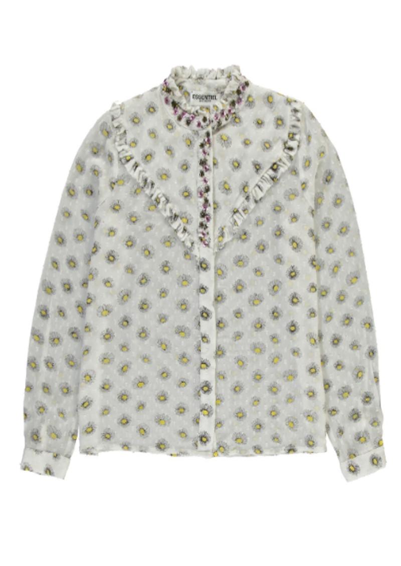 e9c9454af427 ESSENTIEL ANTWERP Psychology Shirt - Off White main image ...