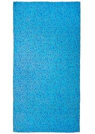 UNIVERSE OF US Leopard Love Scarf - Blue