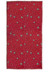 UNIVERSE OF US Stella Star Scarf - Rose