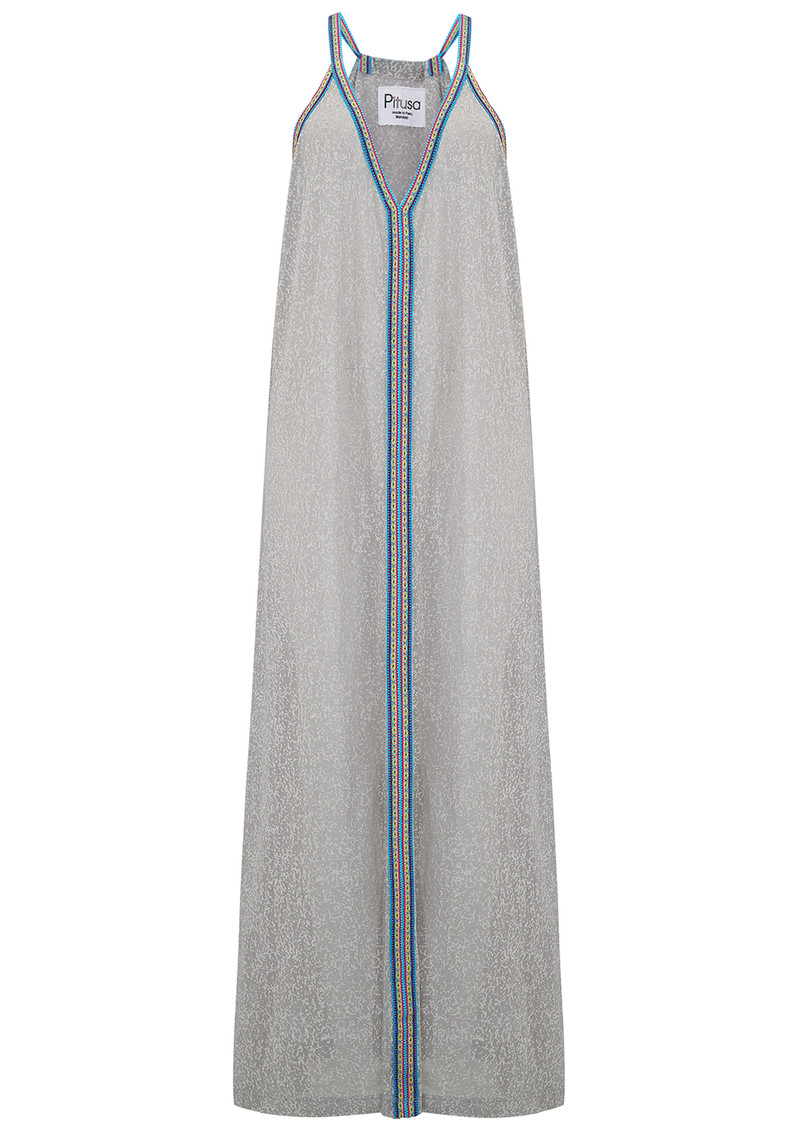 Inca Sun Dress - Grey main image
