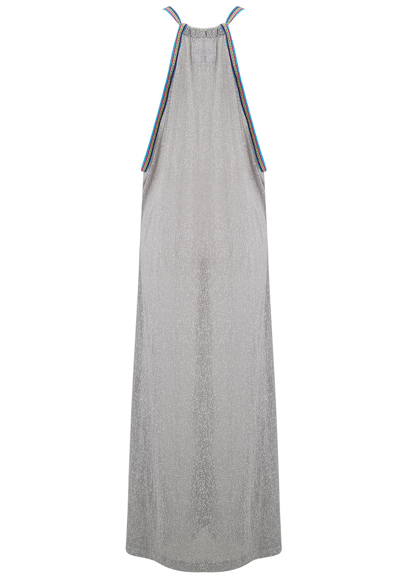 PITUSA Inca Sun Dress - Grey main image