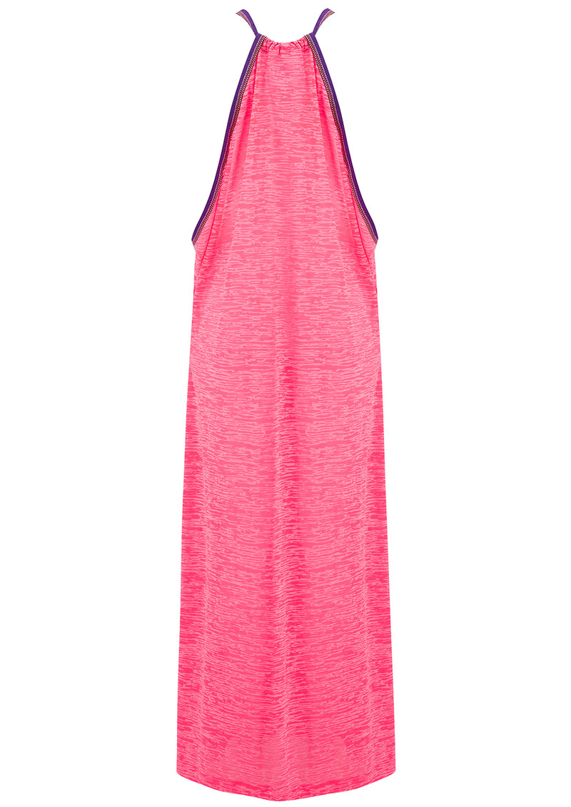 PITUSA Inca Sun Dress - Hot Pink main image
