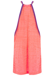 PITUSA Mini Sun Dress - Coral