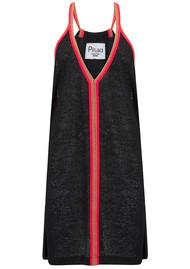 PITUSA Mini Sun Dress - Black