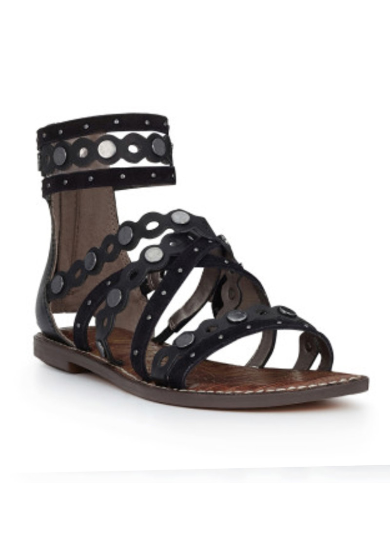 Sam Edelman Geren Gladiator Leather Sandal Aw9PCY