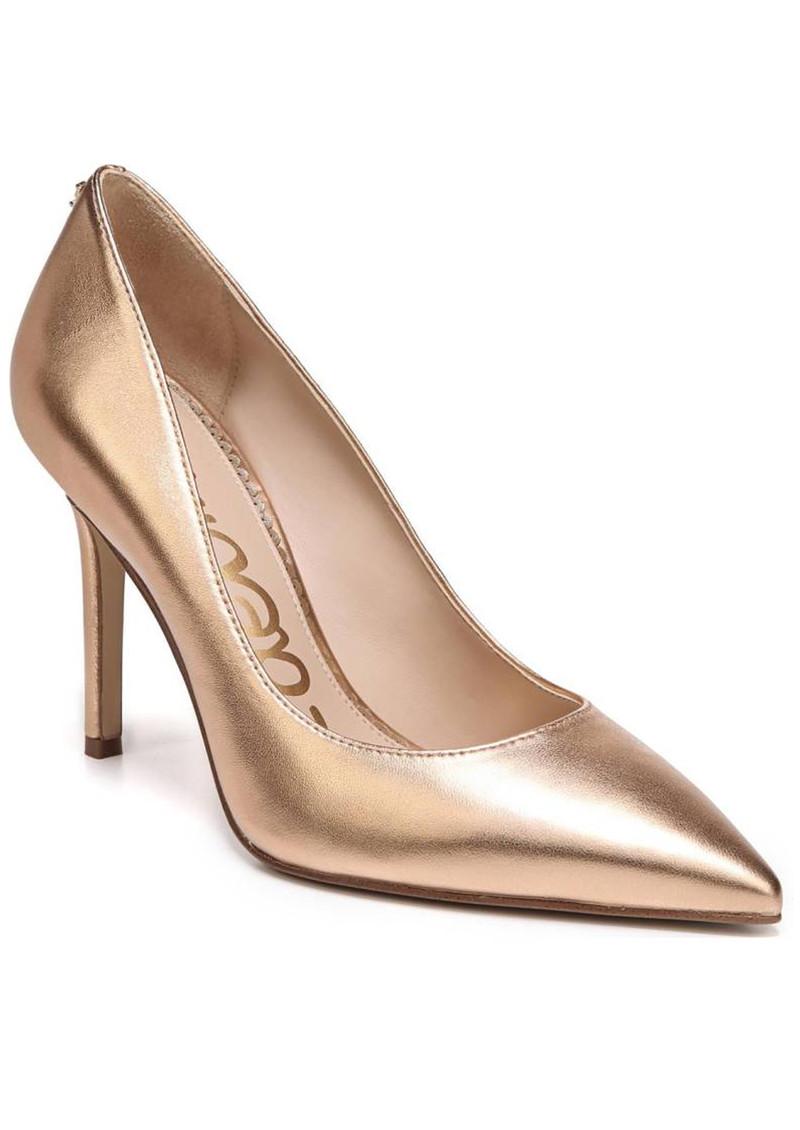 Sam Edelman Hazel Leather Heel - Golden Cooper main image