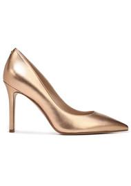 Sam Edelman Hazel Leather Heel - Golden Cooper