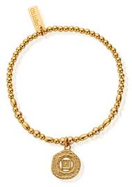 ChloBo Cherabella Root Chakra Bracelet - Gold
