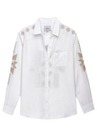 Rails Charli Shirt - Talum Embroidery