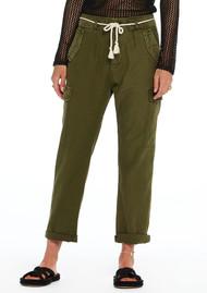 Maison Scotch Cargo Pants - Military