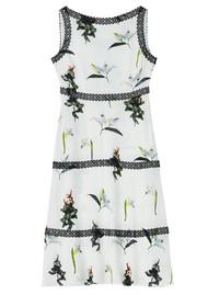 ETHEREAL Viola Dress - White