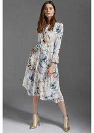 ETHEREAL Ophelia Long Sleeve Dress - White