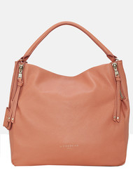 Liebeskind Kano Leather Shoulder Bag - Blush Pink