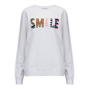 Smile Sweater - White
