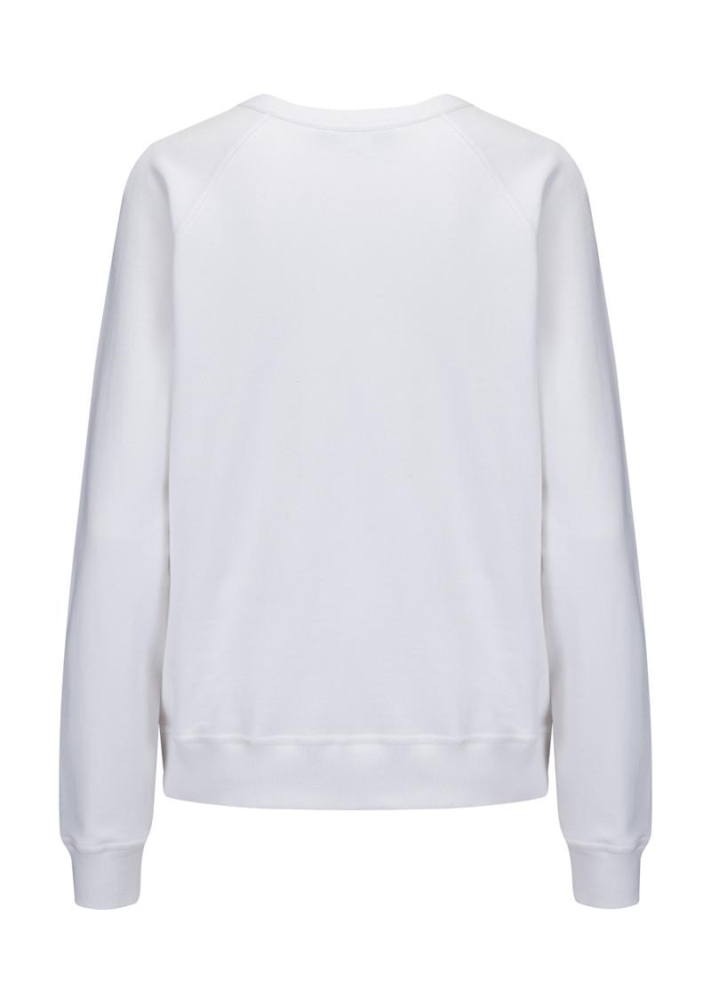 UZMA BOZAI Smile Sweater - White main image