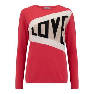 Love Jumper - Red