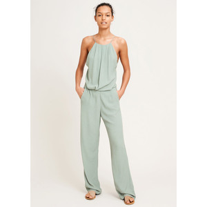 Willow Jumpsuit - Chinois Green