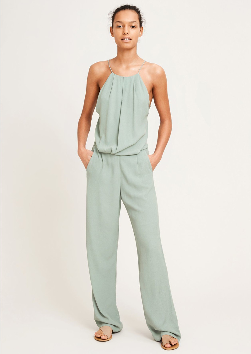 SAMSOE & SAMSOE Willow Jumpsuit - Chinois Green main image