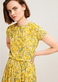 SAMSOE & SAMSOE Jayla Printed Dress - Soleil Jardin