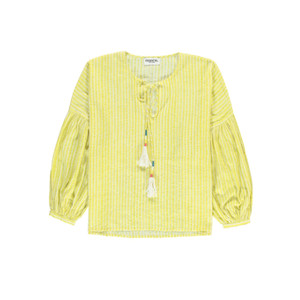 Patchoulo Blouse - Yellow