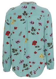 CUSTOMMADE Hariet Sequin Shirt - Wasabi Green