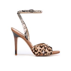 Aly Heel - Leopard Brahma