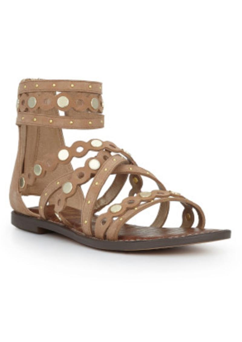 c7c494503 Sam Edelman Geren Gladiator Sandals - Golden Caramel