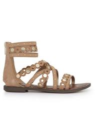 Sam Edelman Geren Gladiator Sandals - Golden Caramel