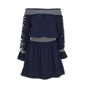 Formentera Dress - Navy