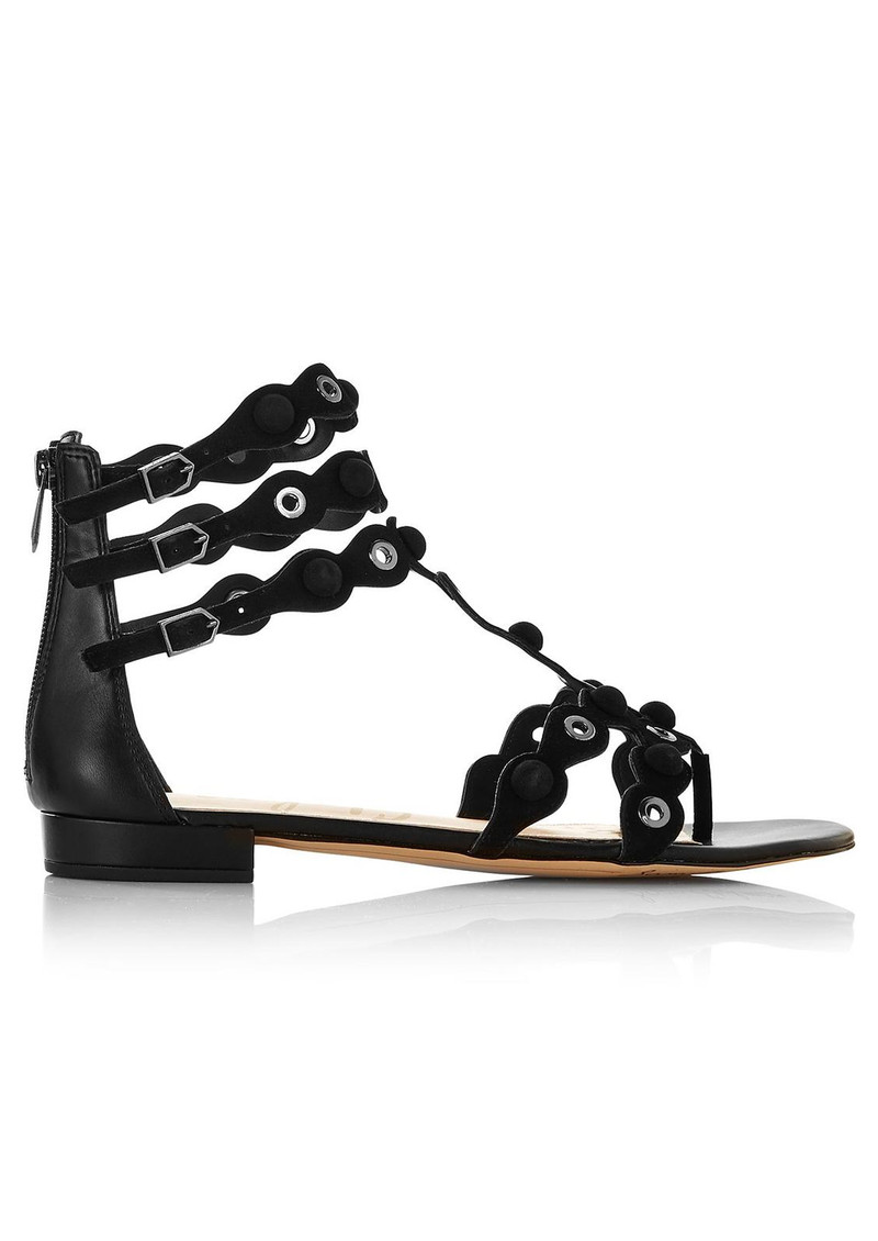 Sam Edelman Desi Suede Sandals Cheap Sale Lowest Price Sale Amazon Outlet With Paypal BFYsg
