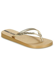 Ipanema Glam Flip Flops - Gold