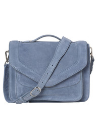 Becksondergaard Mara Suede Bag - Dust Blue