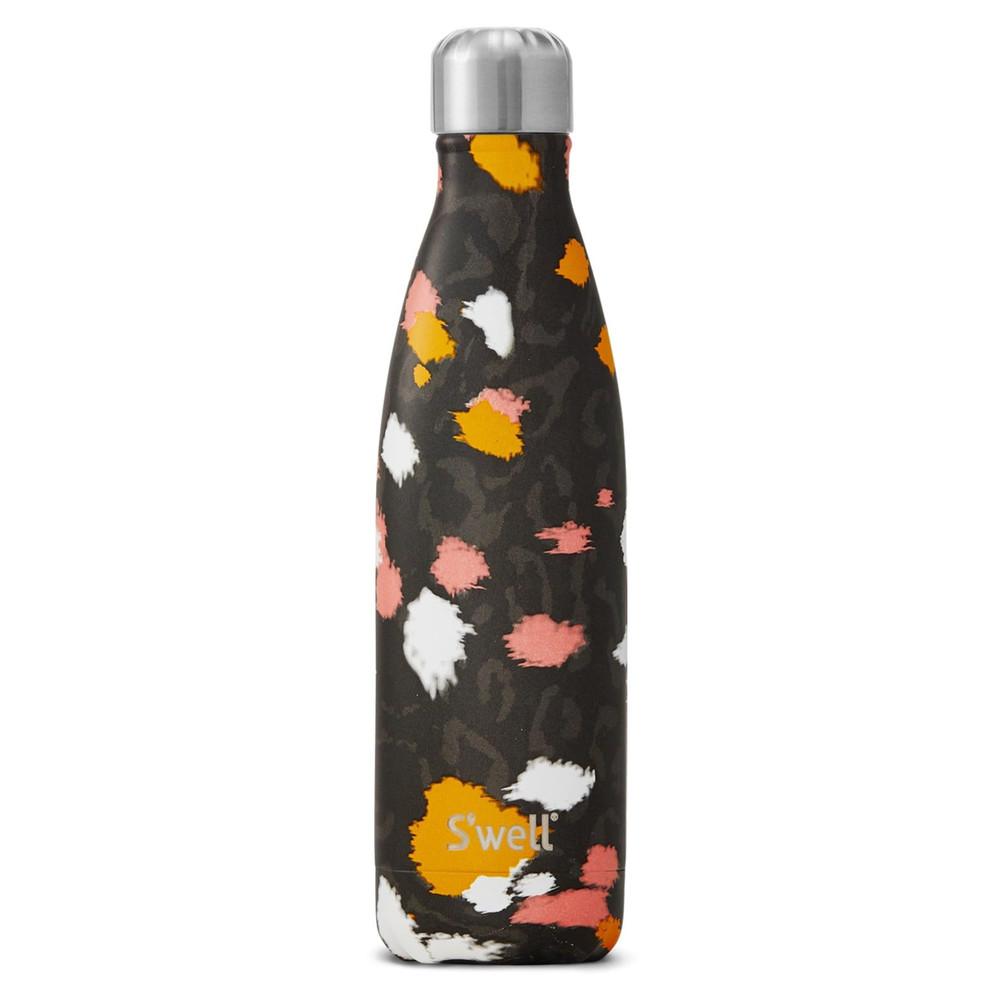 The Exotic 17oz Water Bottle - Noir Jaguar