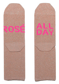 UNIVERSE OF US Sparkle Socks - Rose All Day