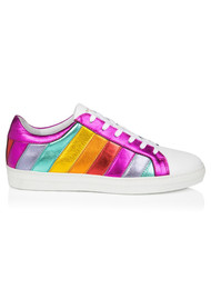 AIR & GRACE Carnivale Trainers - Rainbow